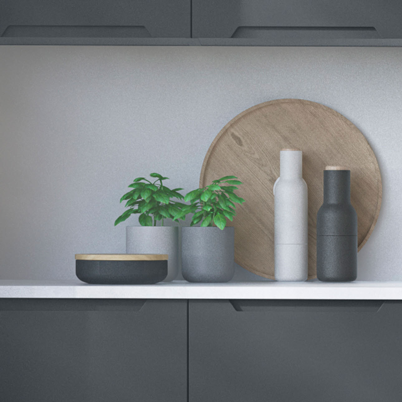 Picture of: Enjoy Timeless Danish Kitchen Design With Model Trend From Hth