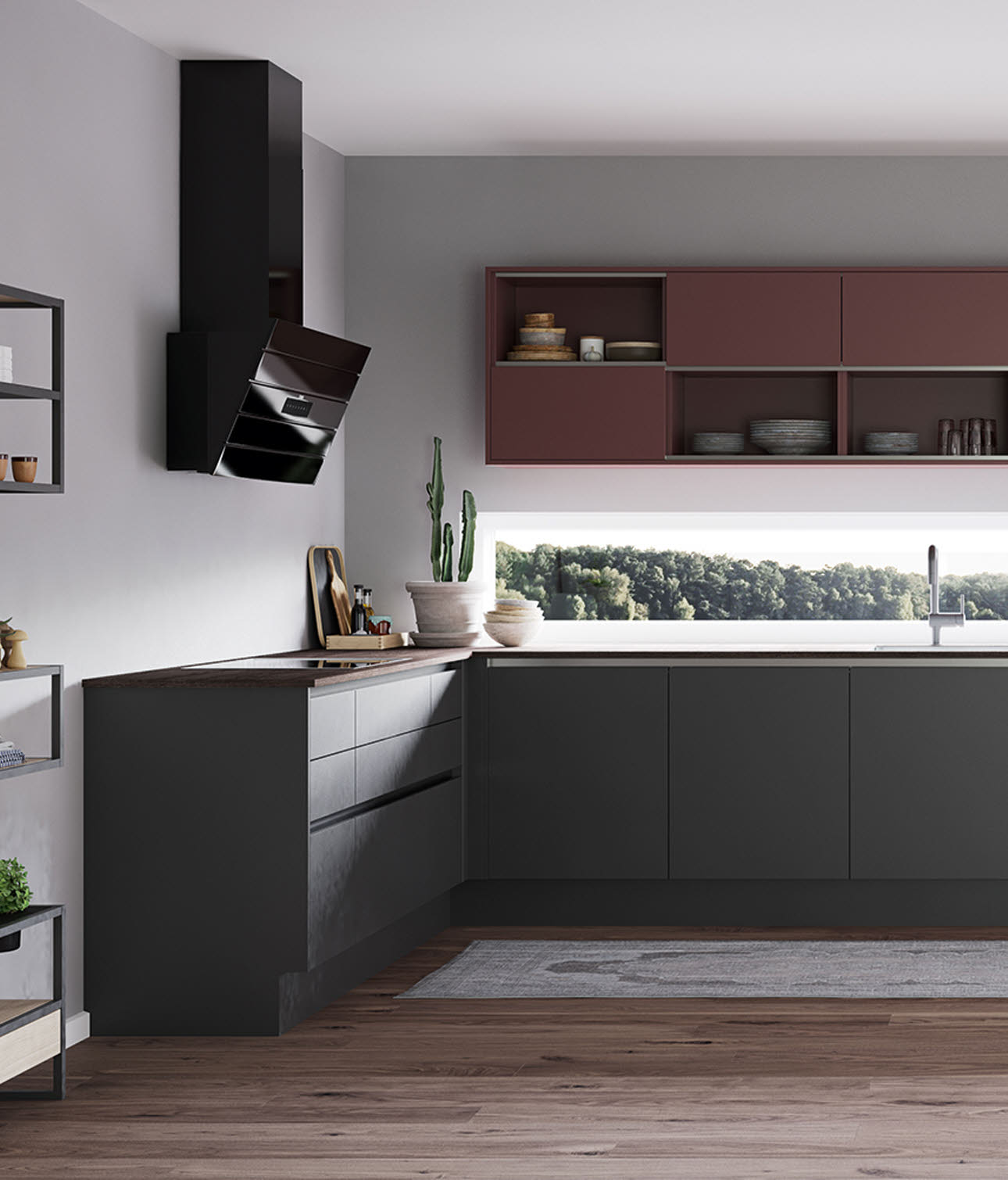 Kitchen doors » See the wide variety of quality kitchen doors from HTH