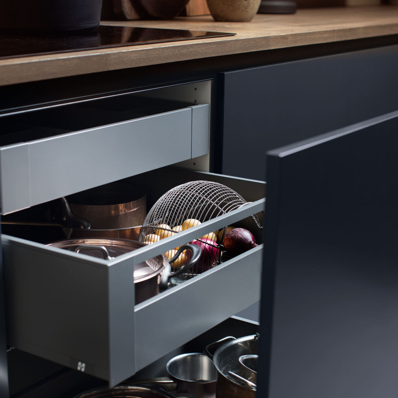 kitchen drawers. Legra Drawers Have High Sides To Prevent Items From Falling Out  Choosing Kitchen Which Should I Choose HTH