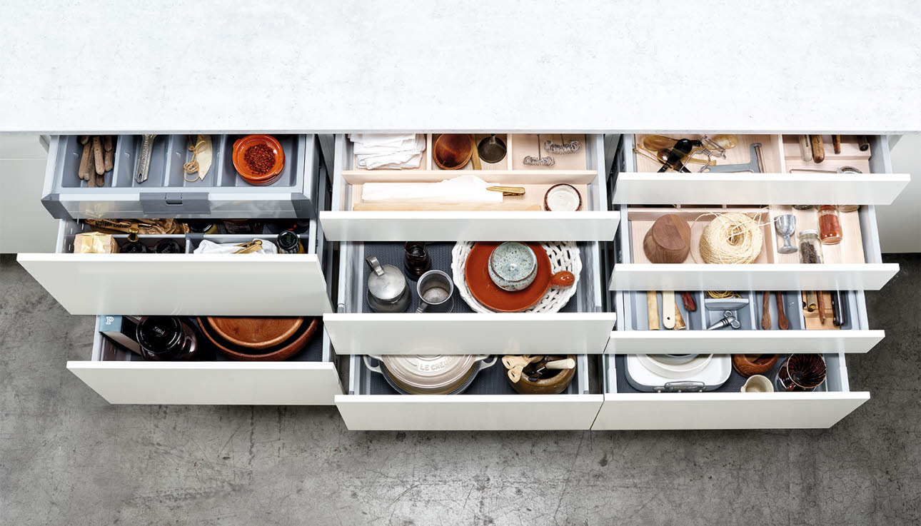 kitchen drawers. Kitchen Drawer  HTH Choosing Kitchen Drawers Which Should I Choose