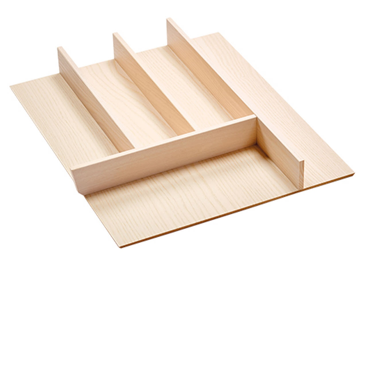 Cutlery tray light ash | HTH