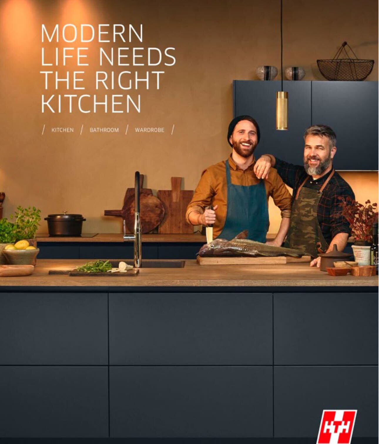 Modern life needs the right kitchen | HTH