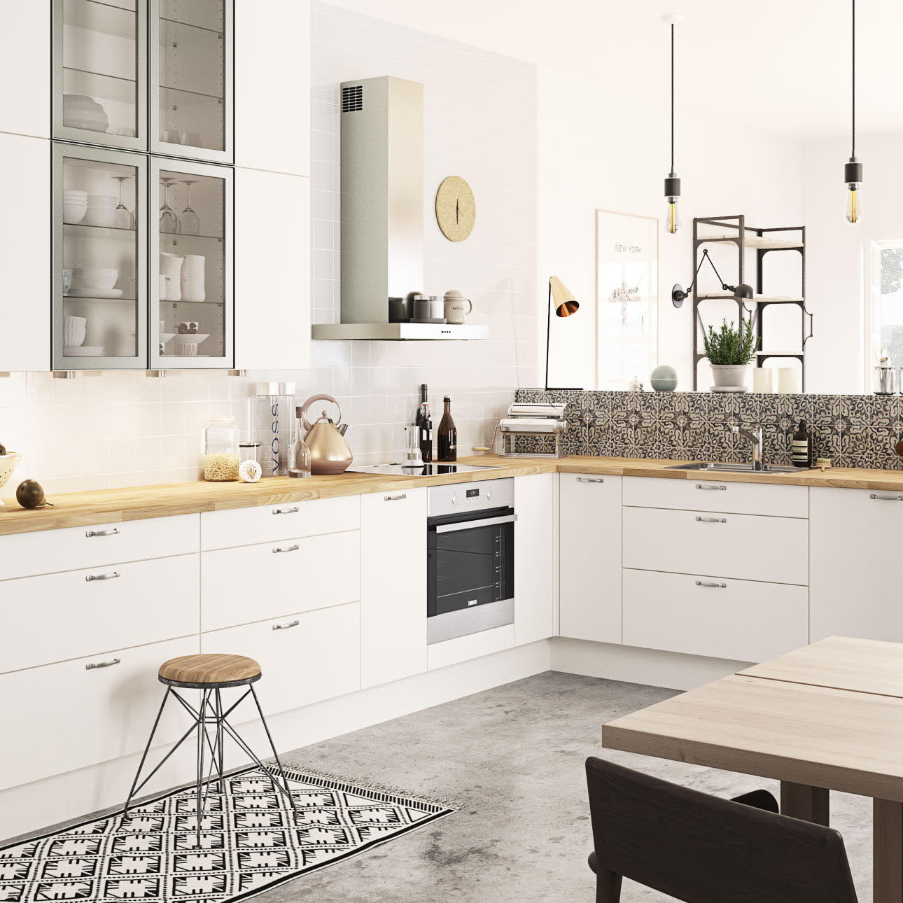 Kitchen Doors See The Wide Variety Of Quality Kitchen Doors From Hth