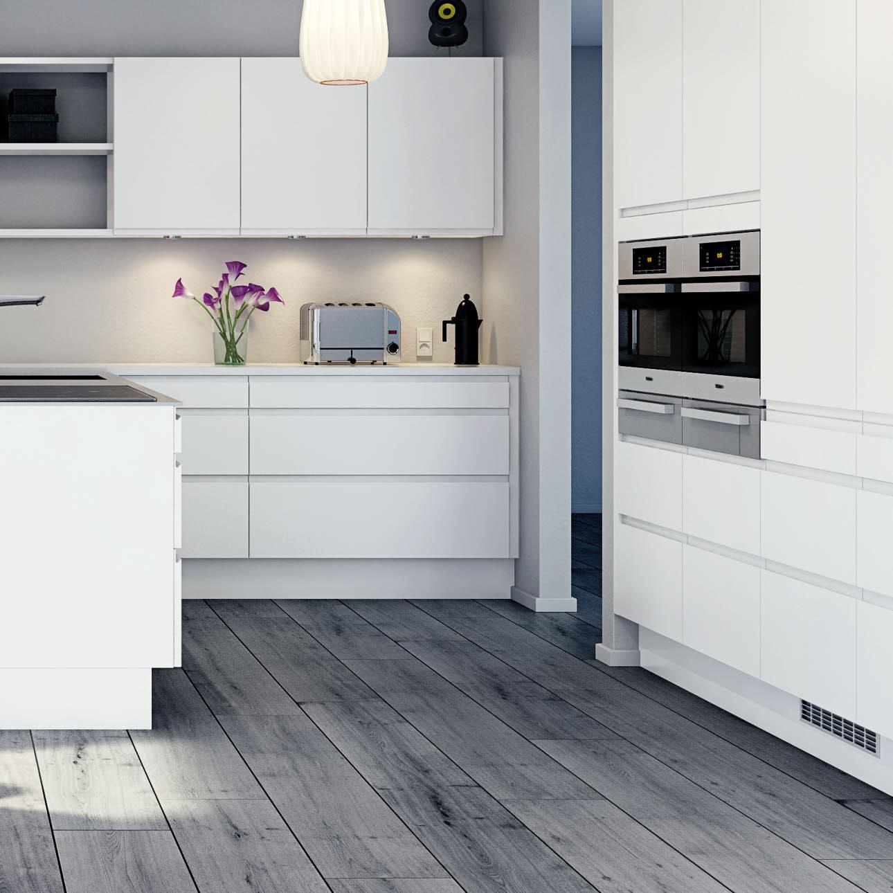 Straight Line Kitchen Layout: Kitchen Design For Modern Life: Find Your New Kitchen
